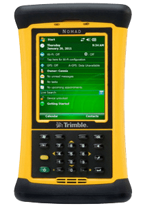 trimble-nomad-900B